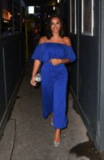 Georgia May Foote At Dover Street in London