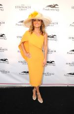 Giada De Laurentiis Attending the 143rd Preakness Stakes at the Primlico Race Course