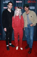 Hayley Williams At Live Nation Launches National Concert Week