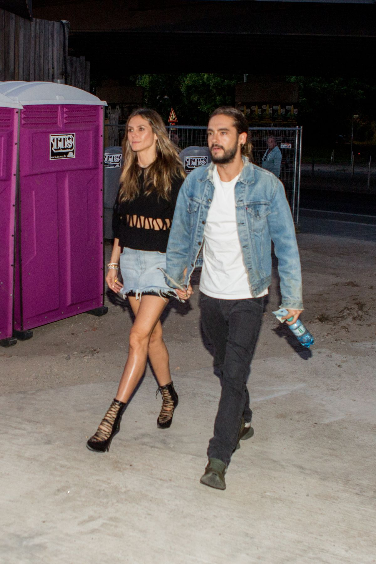 Heidi Klum Und Tom Kaulitz – Bloggy Business