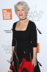 Helen Mirren Attending Film Society of Lincoln Center