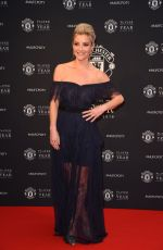 Helen Skelton At The 2018 Manchester United Player of the Year Awards held at Old Trafford in Manchester