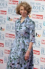 Helen Worth At NHS Heroes Awards, Hilton Park Lane, London, UK