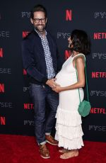 India de Beaufort At Netflix FYSee Kick-Off Event