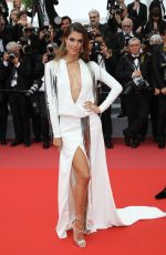 Iris Mittenaere At Sorry Angel (Plaire, Aimer Et Courir Vite) Red Carpet Arrivals