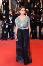 Isabella Ferrari At Under the Silver Lake Premiere - 71st Cannes Film Festival