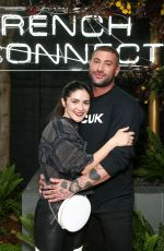 Isabelle Fuhrman At French Connection FA18 Collection Preview in Los Angeles