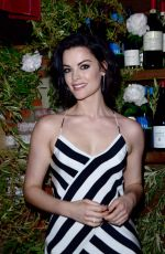 Jaimie Alexander At Nina Garcia Private Dinner in New York
