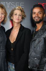 Janet McTeer At Marvel