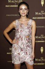 "Janina Uhse At ""Magnum x Alexander Wang Party 71th Cannes Film Festival"