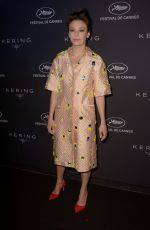 Jasmine Trinca At Kering Women in Motion Awards Dinner, 71st Cannes Film Festival