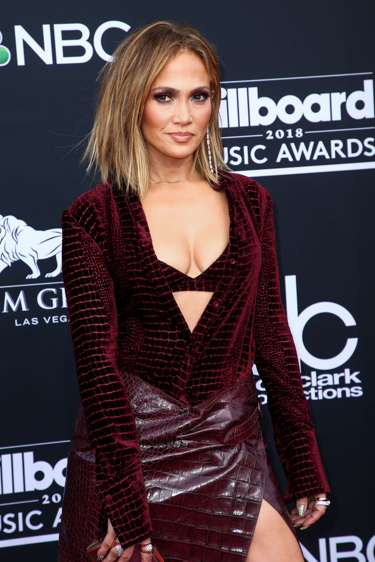 Jennifer Lopez At Billboard Music Awards in Las Vegas ...