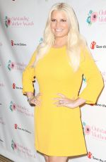 Jessica Simpson At the Outstanding Mother Awards 2018 in New York