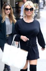 Jessica Simpson Out and about in NYC