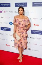 Jessica Wright At Fragrance Foundation Awards in London
