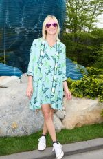 Jo Whiley At Chelsea Flower Show, Press Day, London, UK