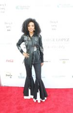 Judith Hill At George Lopez Golf Classic Pre-Party held at Baltaire Restaurant in Brentwood