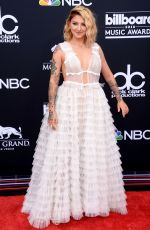 Julia Michaels Attends the 2018 Billboard Music Awards in Las Vegas