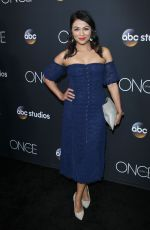 Karen David At Once Upon a Time Finale Event