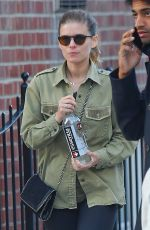Kate Mara Out and about in New York City