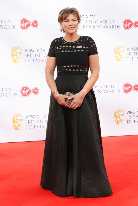 Kate Silverton At BAFTA TV Awards in London
