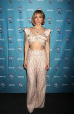 Katharine McPhee At 18th Annual Broadway.com Audience Choice Awards Winners Cocktail Party at 48 Lounge in New York