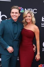 Katie Peterson At Billboard Music Awards, Las Vegas