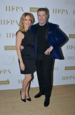 "Kelly Preston At ""HFPA Party"" held at the Nikki Beach during the 71st International Cannes Film Festival"