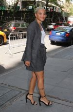 Kiersey Clemons Spotted in NYC