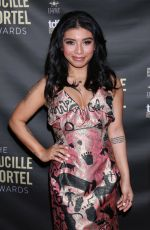 Kirstin Maldonado At 33rd Annual Lucille Lortel Awards at NYU Skirball Center