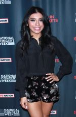 Kirstin Maldonado At Live Nation Launches National Concert Week