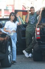 Kourtney Kardashian Out in Beverly Hills