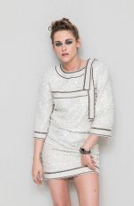 Kristen Stewart At Chanel And The Vanity Fair France Party at the 71st Cannes Film Festival
