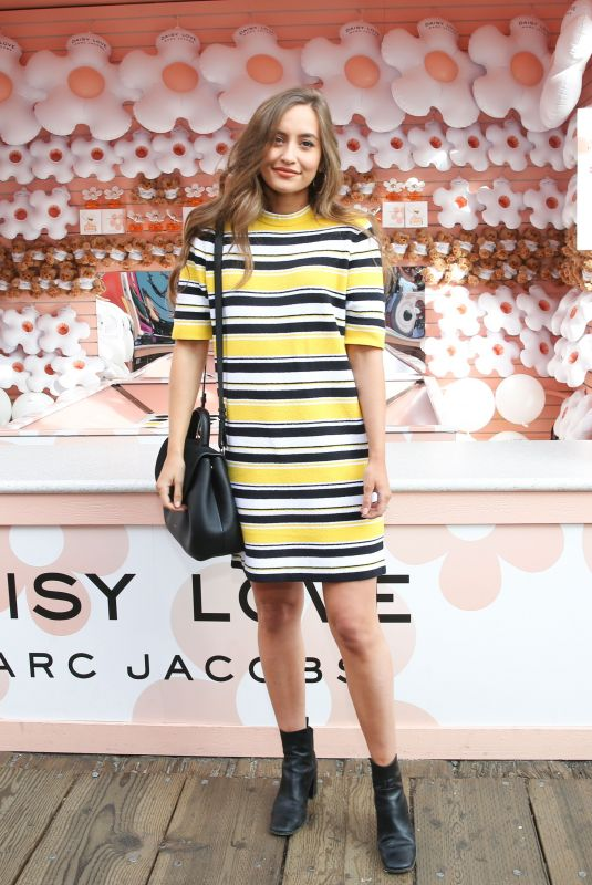 Kristin Johns At Marc Jacobs Fragrances Celebrates the Launch of Daisy Love, Santa Monica
