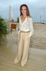 """Laetitia Dosch At photocall of """"Nos Batailles (Our Struggles)"""" during the 71st International Cannes Film Festival"""