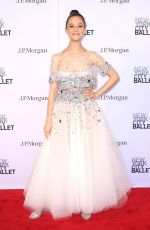 Lauren Lovett Attends New York City Ballet Spring Gala