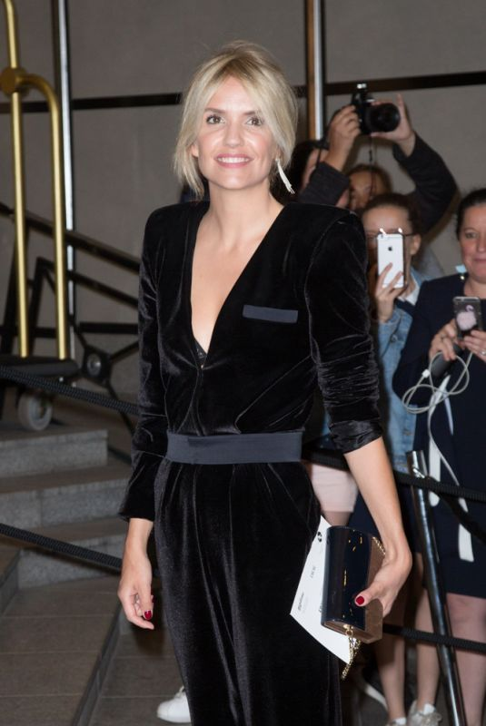 Laurence Arne At the Marriott hotel for the Dior Dinner at the Cannes film festival