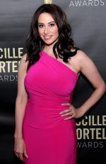 Lesli Margherita At 33rd Annual Lucille Lortel Awards at NYU Skirball Center