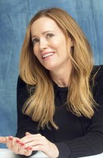 Leslie Mann At Press Conference for Blockers