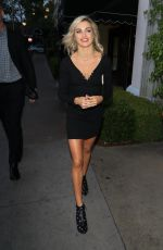 Lindsay Arnold At The Grove in West Hollywood
