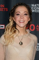 Lindsey Stirling At Live Nation Launches National Concert Week