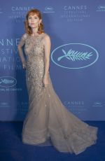 Lolita Chammah At Gala Dinner, Arrivals, 71st Cannes Film Festival