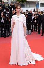 """Louise Bourgoin At Red Carpet """" Yomeddine"""""""