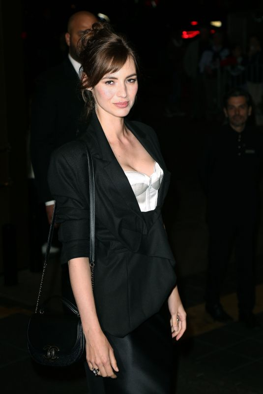 Louise Bourgoin At Vanity Fair Party