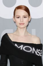 Madelaine Petsch At The CW Network