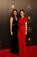 Marin Hinkle At 77th Annual Peabody Awards, New York