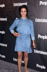 Melissa Fumero At Entertainment Weekly and People Upfronts Party, Bowery Hotel, New York