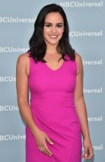 Melissa Fumero At NBCUniversal Upfront Presentation at Radio City Music Hall in New York City
