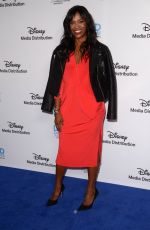Merrin Dungey At Disney ABC International Upfronts, Los Angeles