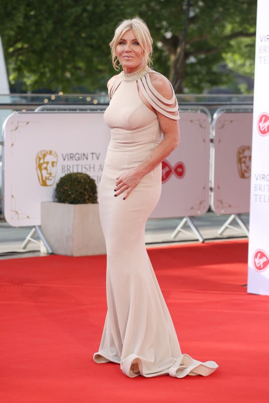 Michelle Collins At BAFTA TV Awards in London